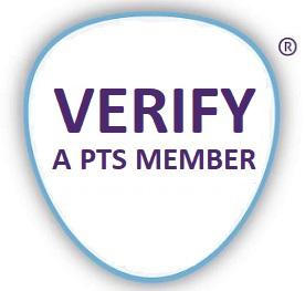 Verify a PTS Member