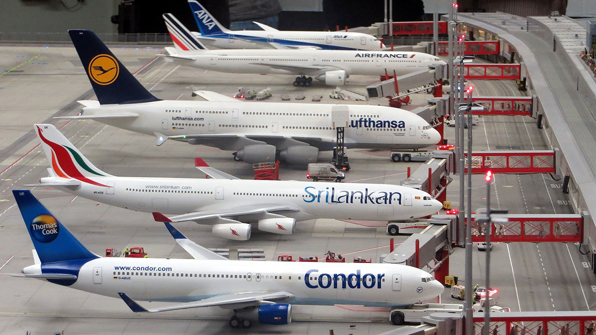 Air Travel Operators