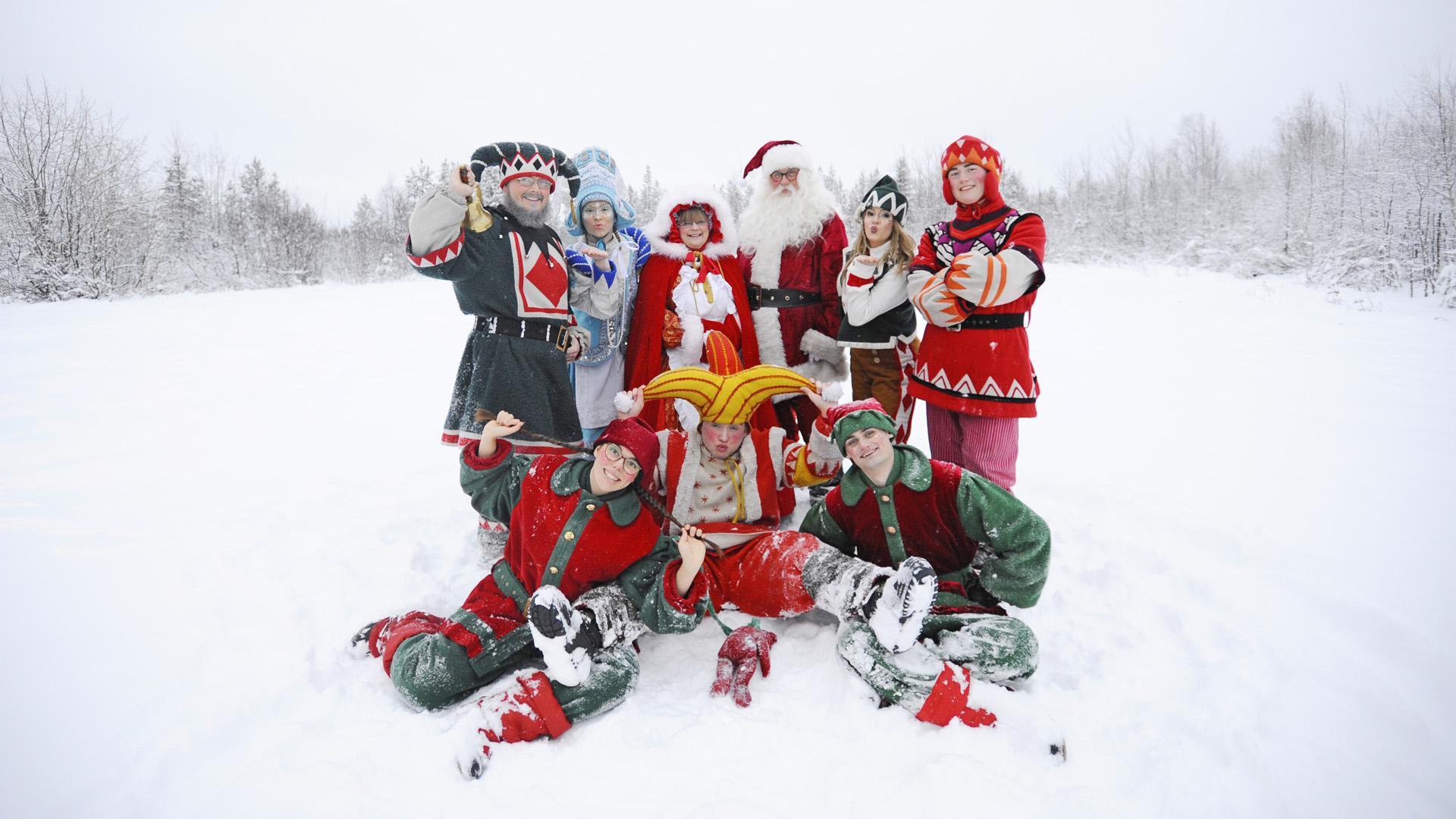 Canterbury Travel Lapland Tours