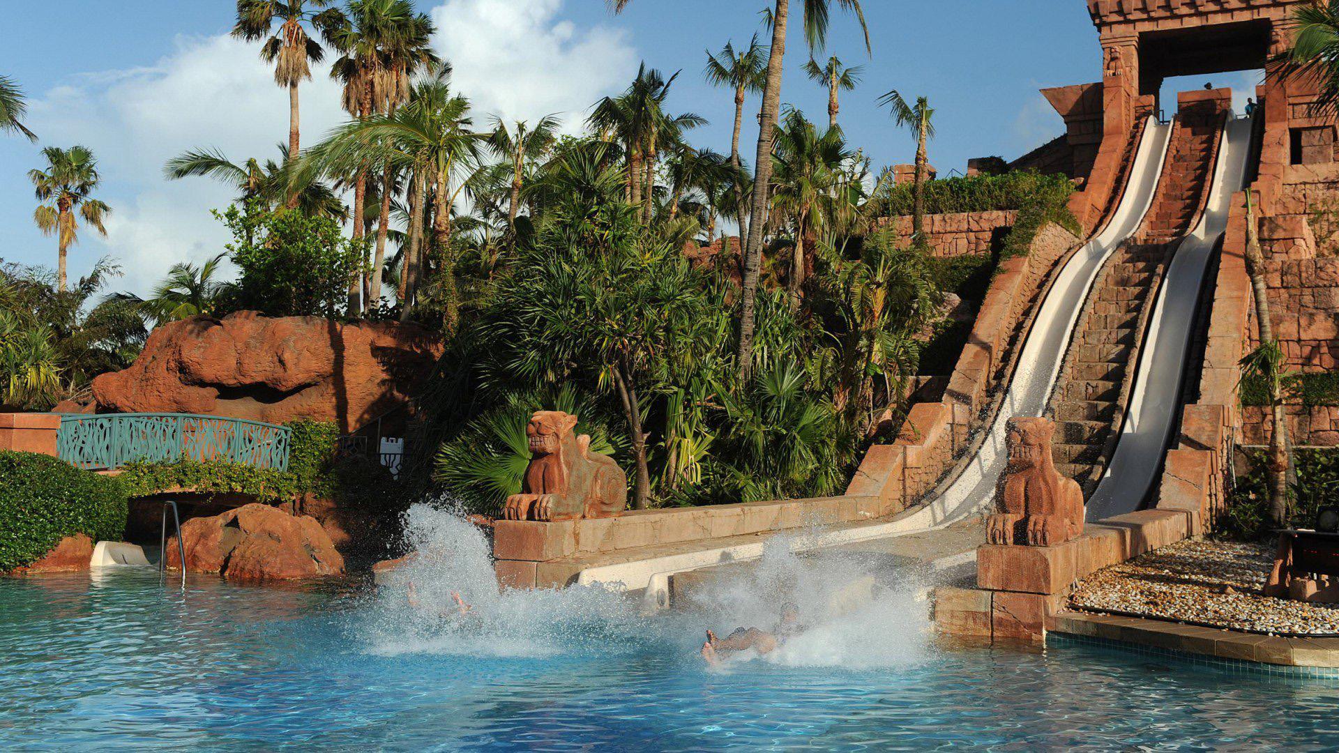Atlantis Aquaventure at The Palm in Dubai