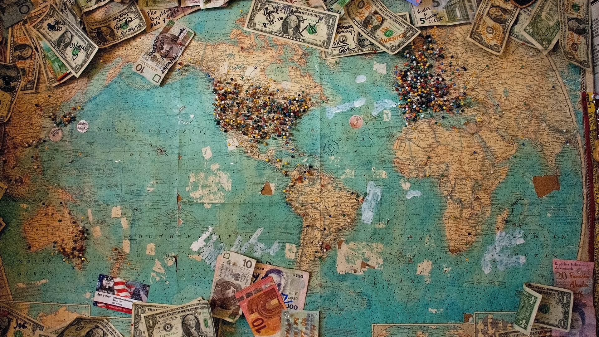 Forex Hedging: The Benefits For a Travel Business