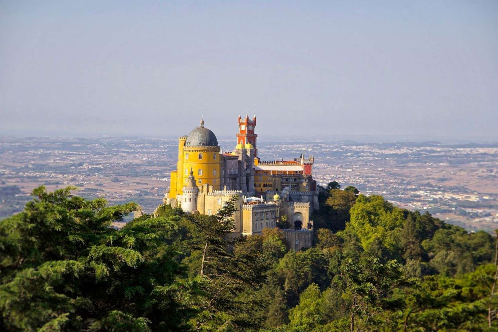 Reason to Visit Portugal - Fairytale Castle