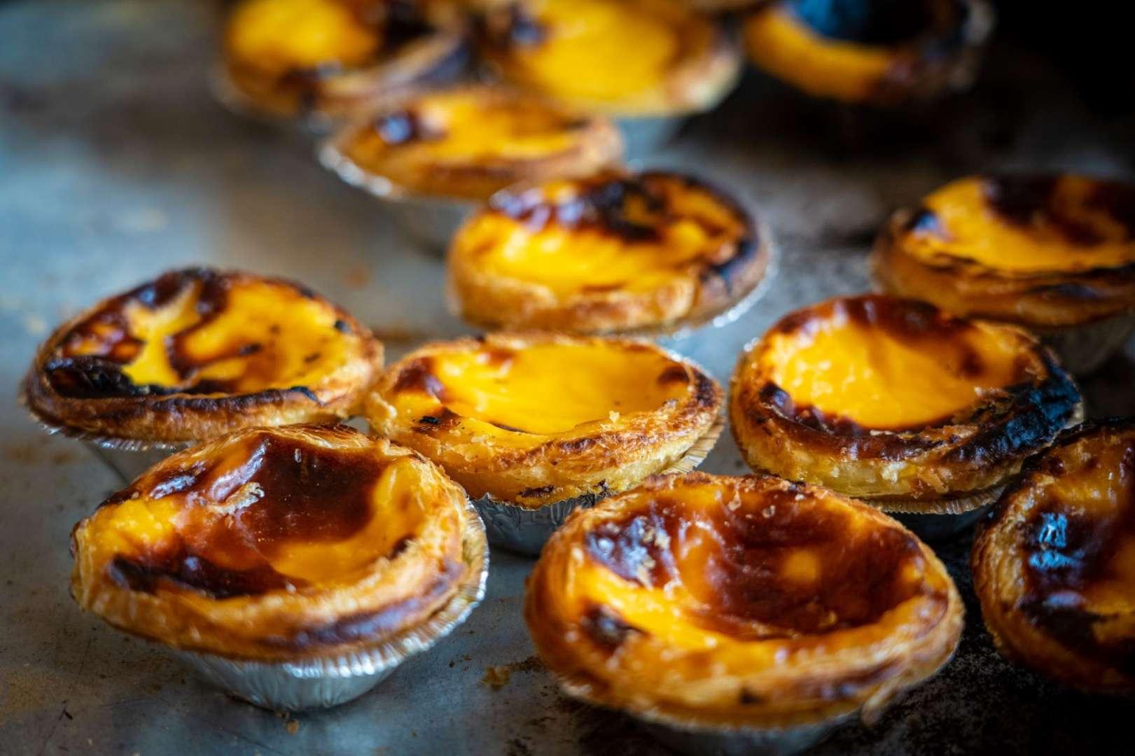 Reason to Visit Portugal - Pastel De Nata