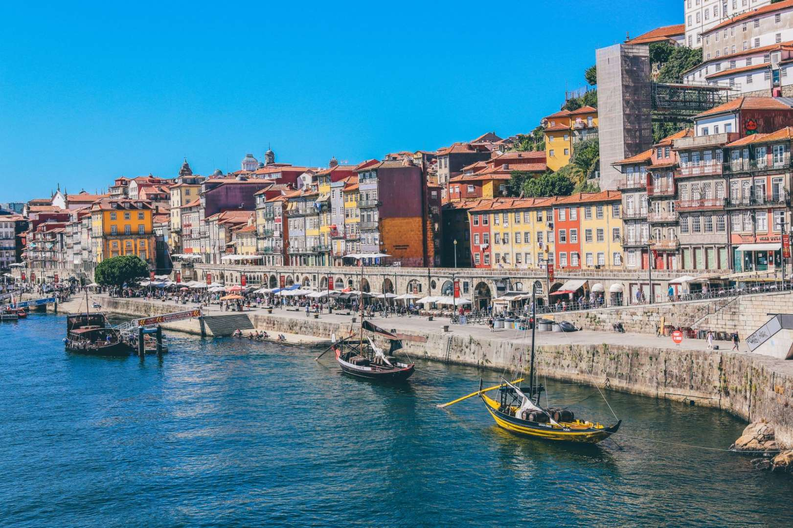 Reason to Visit Portugal - Porto