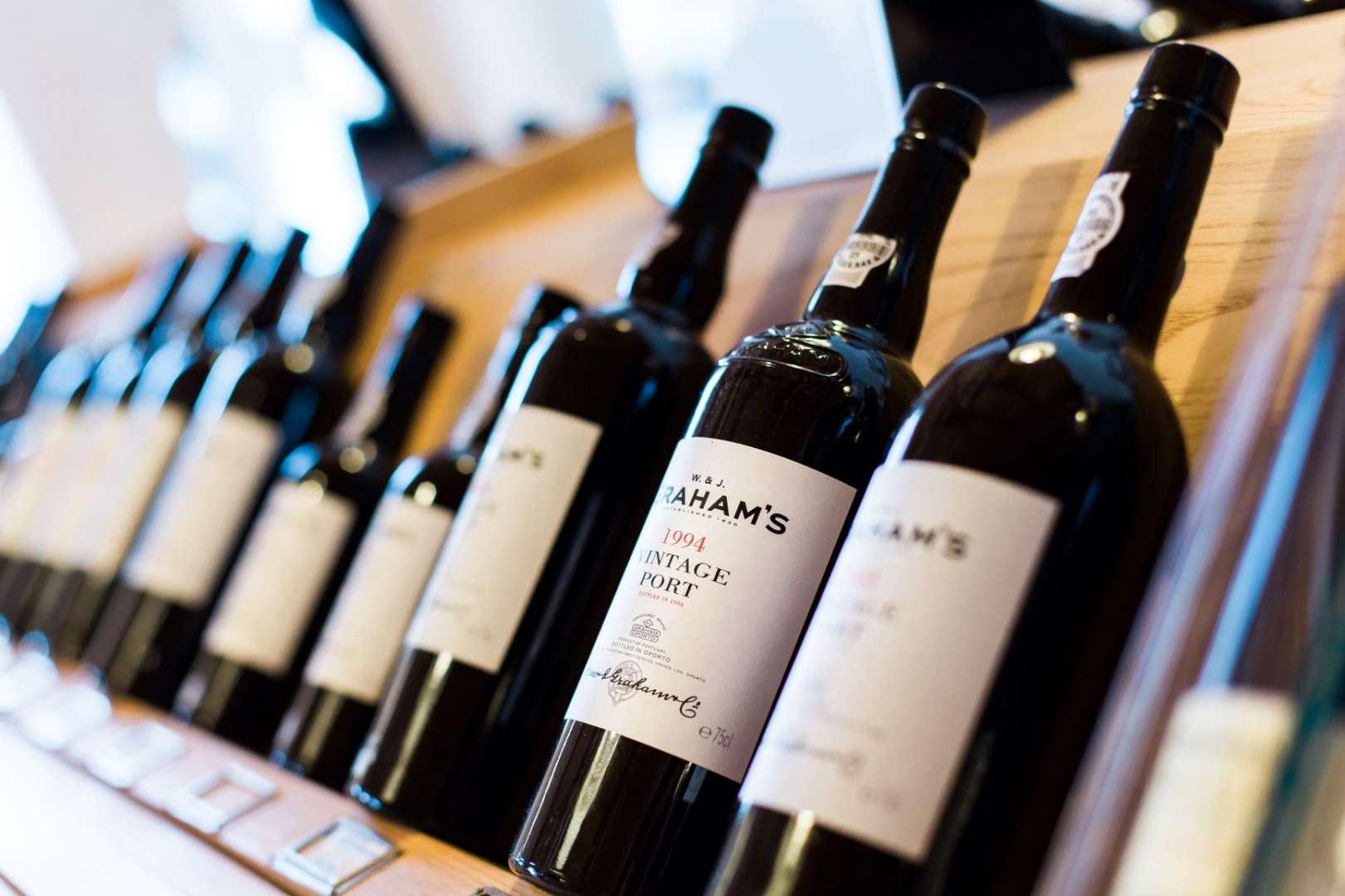 Reason to Visit Portugal - Portuguese wine