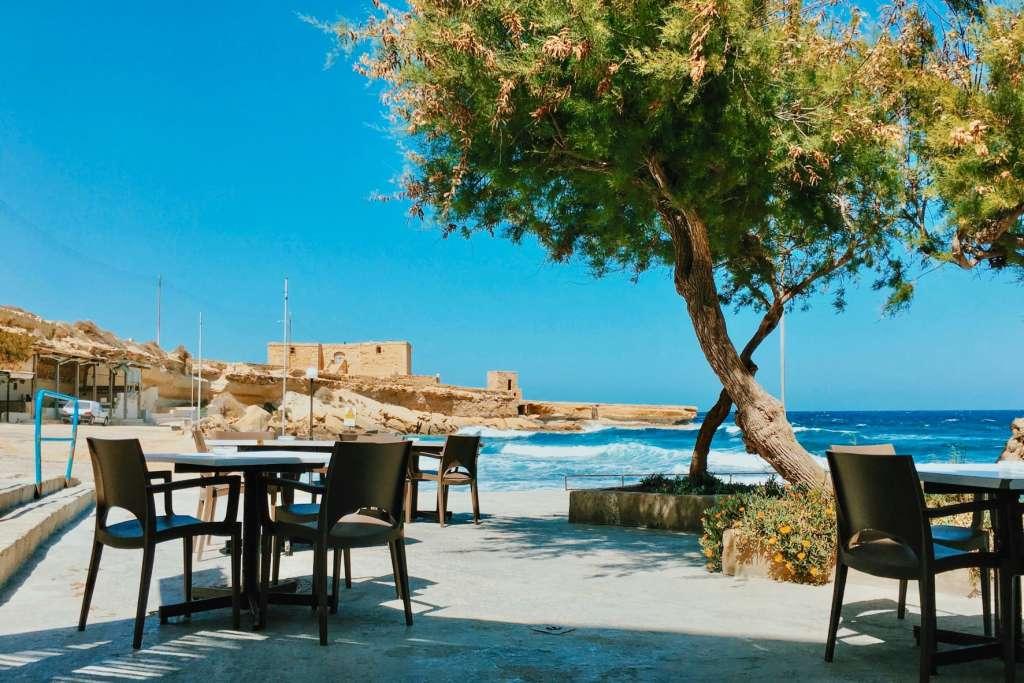Outdoor Dining in Malta
